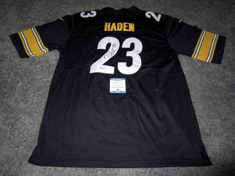 JOE HADEN Pittsburgh Steelers Autographed SIGNED Jersey w/ BAS COA ...