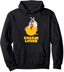 Cheese Lover Booba Pullover Hoodie