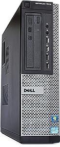 Dell Optiplex 7010 Business Desktop, Intel Quad Core i5 3330 3.0Ghz, 16GB DDR3 RAM, 2TB Hard Drive, DVD-RW, Windows 10 Pro x64 (Grade B Certified Refurbished)
