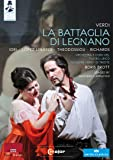 Verdi: La Battaglia Di Legnano (Triest 2012) (López Linares, Theodossiou, Richards, Ruggero Cappuccio, Boris Brott) (C Major: 722608) [DVD] [2013] [NTSC]
