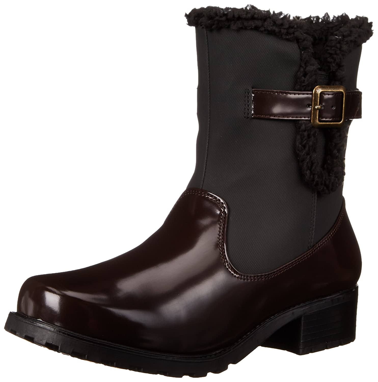 Trotters Women's Blast III Boot B00RZPF2P6 7.5 N US|Bordeaux/Black