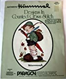 Authentic Hummel Designs in Counted cross Stitch, v 1, Book 5073