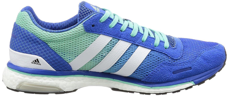 Adidas Adizero Adiós Azul / / Verde Fácil Blanco 3 De Los Hombres 2gEXI