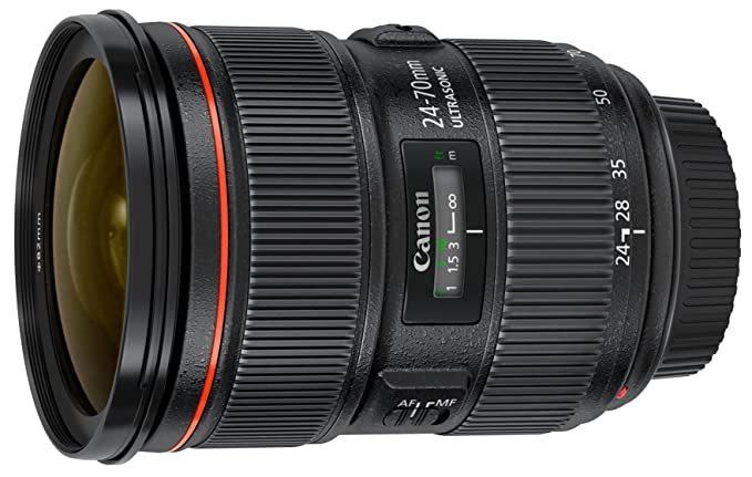 Review Canon EF 24-70mm f/2.8L
