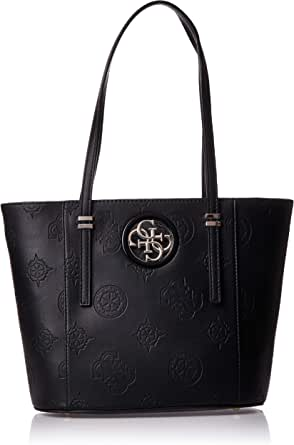 Guess Womens Tote Bag, Black - SL718622