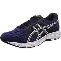ASICS Australia Gel-Contend 5 Men's Running Shoe, Indigo Blue/Silver