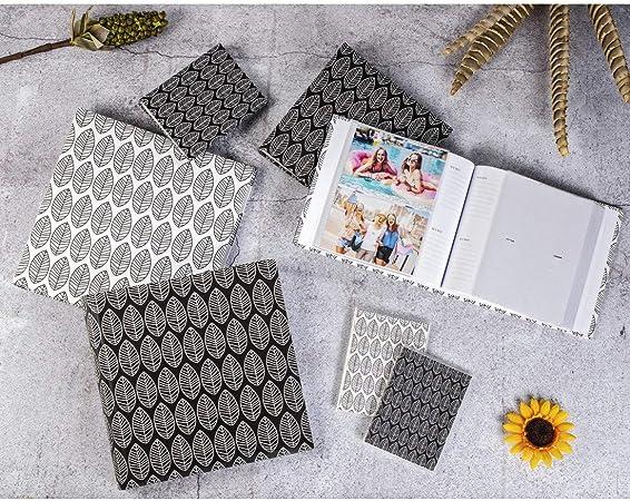 Hama mini-embutir-álbum Flower photos para fotos 40 en formato 10x15 cm