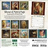 Women of Myth & Magic 2020 Fantasy Art Wall