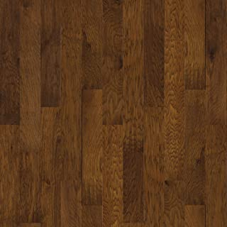 "product image for Shaw SW433-00896 Shaw SW433 Camden Hills 5"" Wide Subtle Scraped Engineered Hardwood Flooring with ScufResist Platinum Finish - Sold by Carton (27.58/SF Carton)"