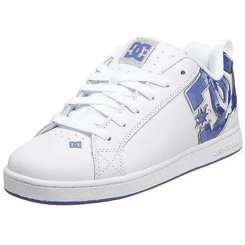 Zapatillas de Skate DC para Mujer, Color Negro,, Color Blanco, Talla 40 EU: Amazon.es: Zapatos y complementos