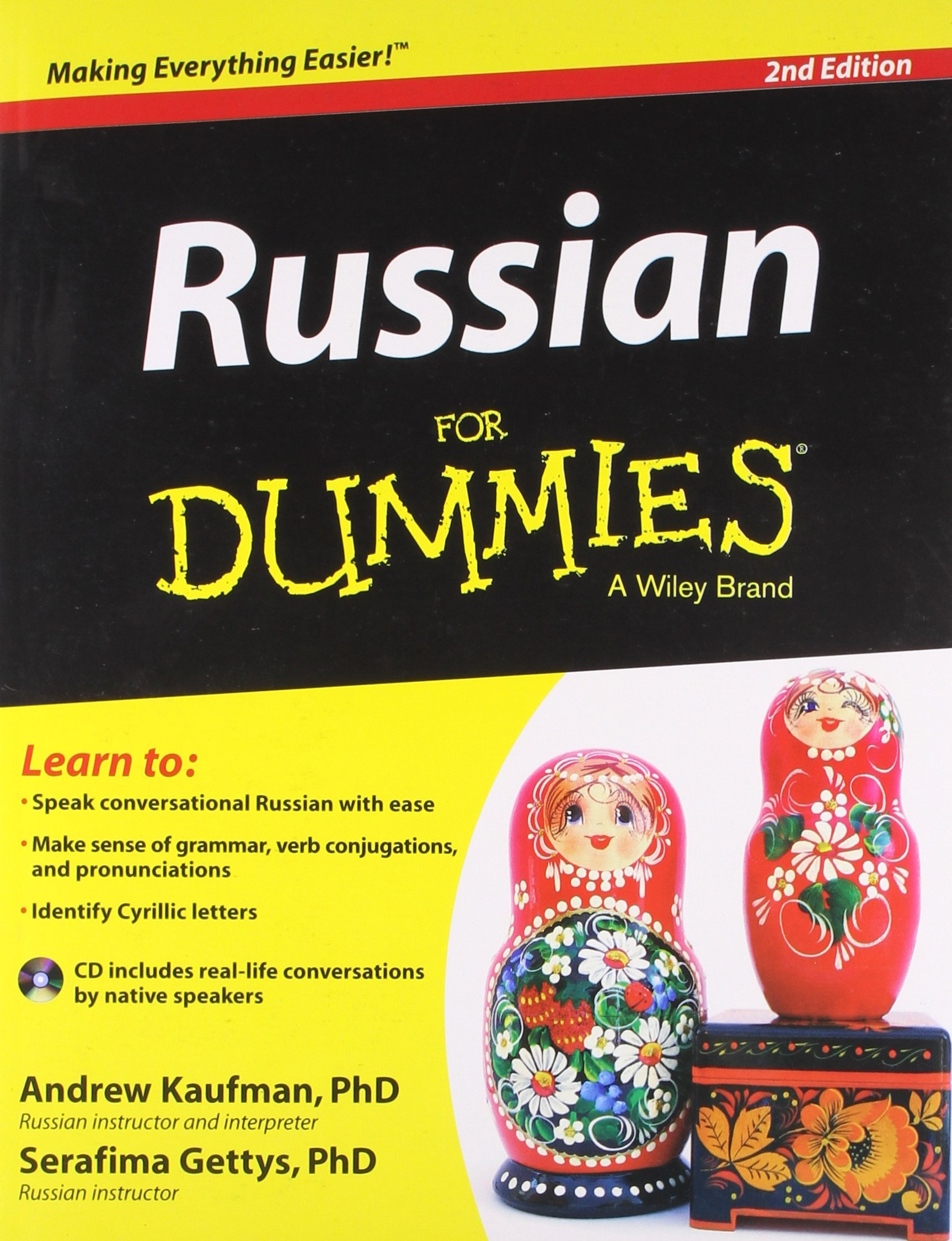 Russian for Dummies pdf
