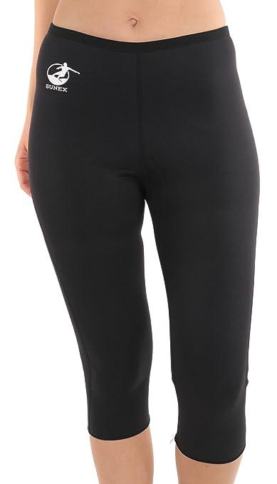 124 opinioni per Sunex Tools- Pantaloni aderenti Shaper snellenti, aumentano la sudorazione,