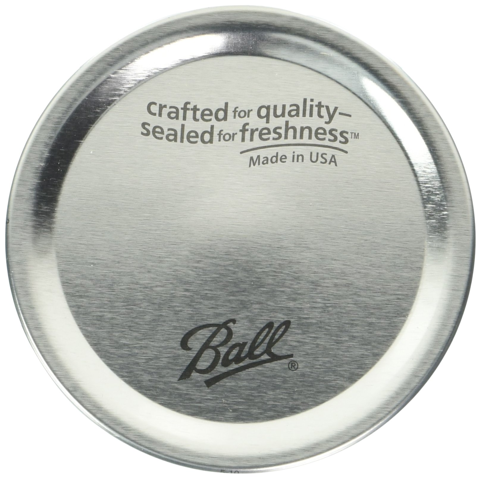Ball Wide Mouth Canning Lids 4 Dozen or 48 Lids Total