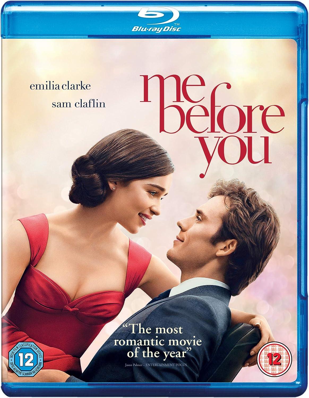 Me Before You Blu Ray 2016 Region Free Amazon Co Uk Sam Claflin Emilia Clarke Charles Dance Thea Sharrock Sam Claflin Emilia Clarke Dvd Blu Ray