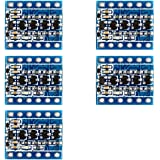 5STK IIC I2C Logisches Level Konverter Bi-Direktional Modul 5V zu 3.3V