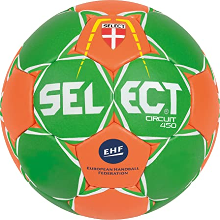 TALLA 3 - 800 g. SELECT Circuit gewichts de Balonmano