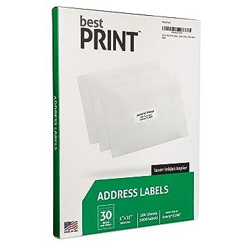 Amazon.com: 30 hasta – La mejor calidad de impresión ...