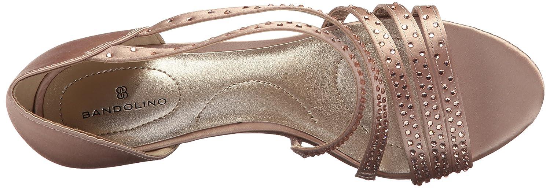 Bandolino M Women's Meggie Pump B0749VD5DX 6 M Bandolino US|Natural 5fa06e