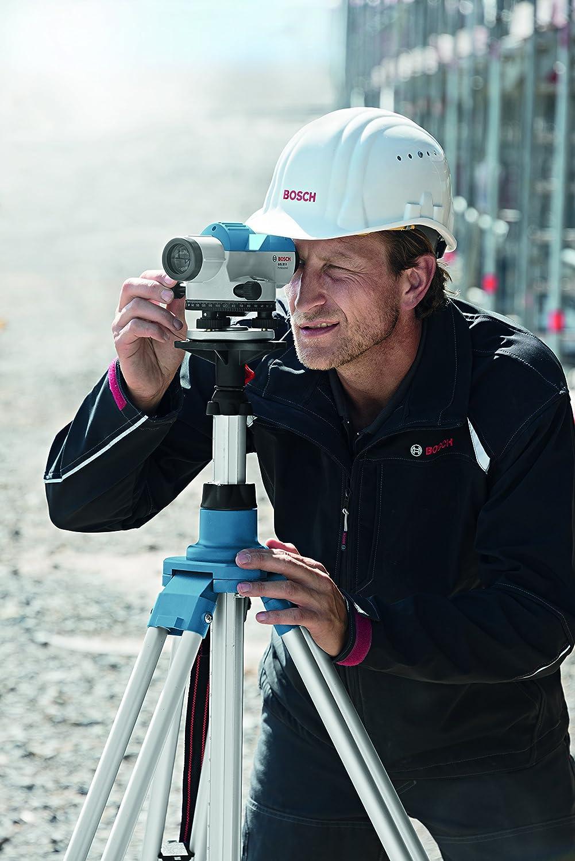 Bosch Professional GOL32DSET Niveau optique avec mire GR500 et tr/épied BT160