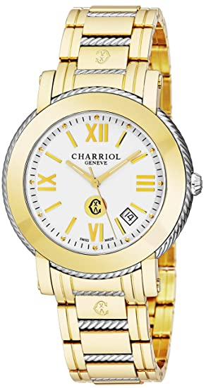 2108956052d Charriol Parisi Mens Watch P42SY2P42SY2007  Amazon.ca  Watches