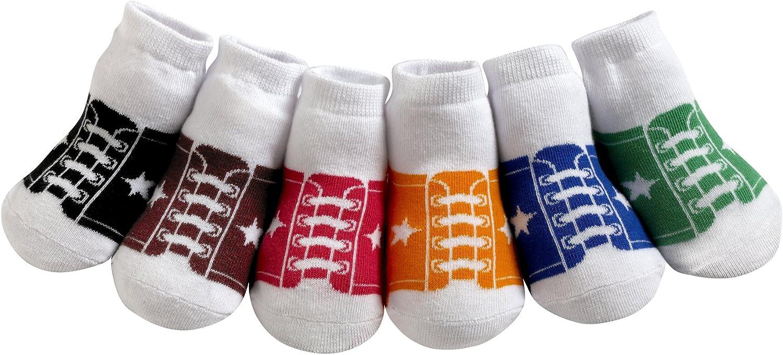 JazzyToes Baby Boys' Socks Sneakers