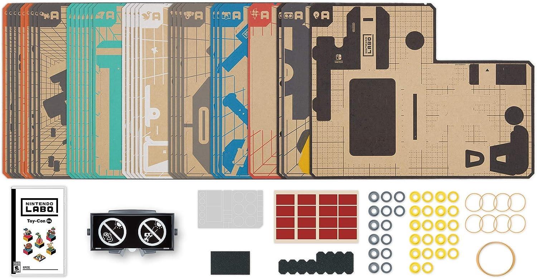 Nintendo Labo Toy-con 04: VR Kit - Nintendo Switch [Importación ...