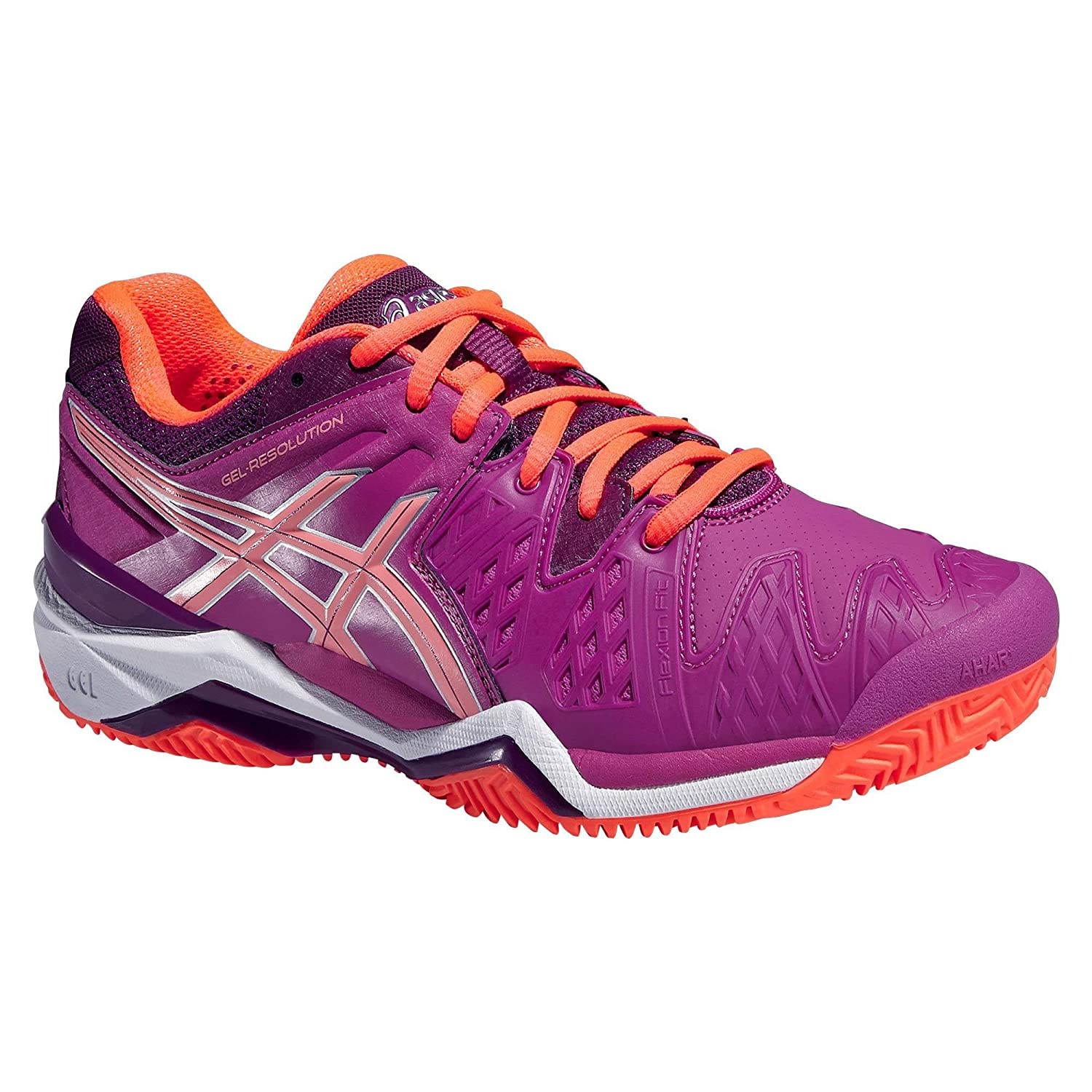 Chaussures Femme Asics Gel-resolution 6 Clay