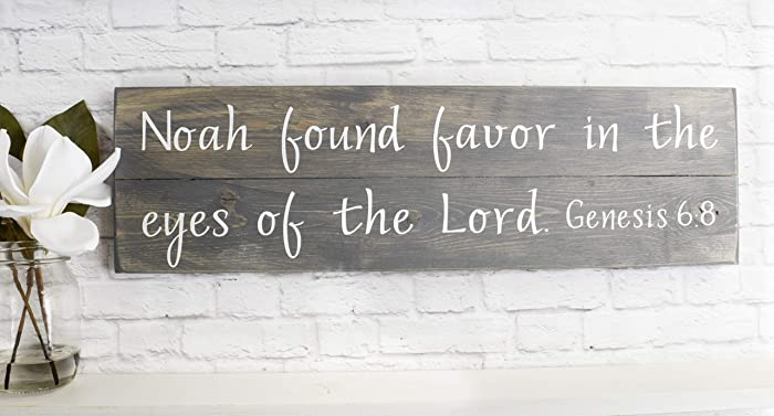 Personalized Bible Verse Wood Sign Custom Wall Decor Christian Wood Sign Bible Verse Wall Art