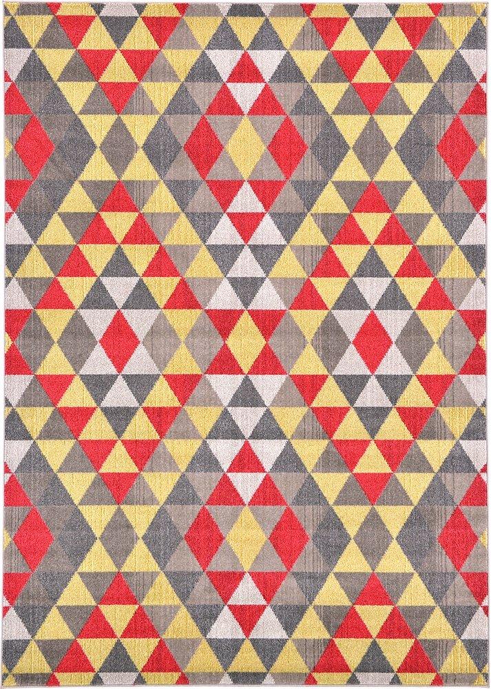 104 x 88 104 x 88 Kess InHouse Carol Schiff Sunflower Trio King Cotton Duvet Cover