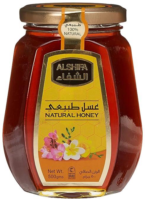 Amazon Com Al Shifa 100 All Natural Pure Premium Honey 500g Grocery Gourmet Food