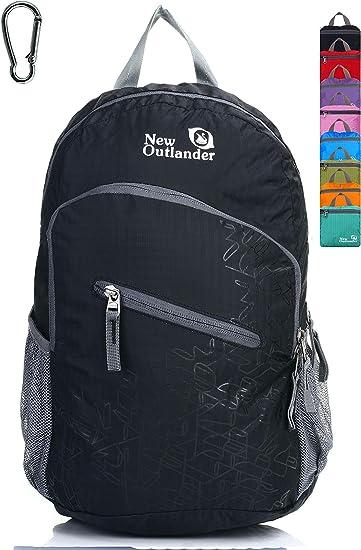 Men Women Crenze 35L Lightweight Foldable Backpack Travel Hiking Daypack