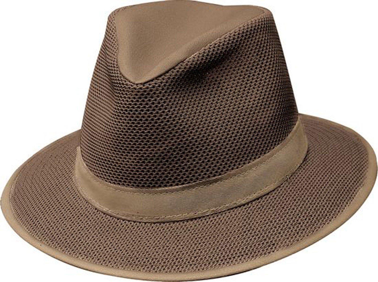 Henschel Men's Safari Hat,Earth,2XL US