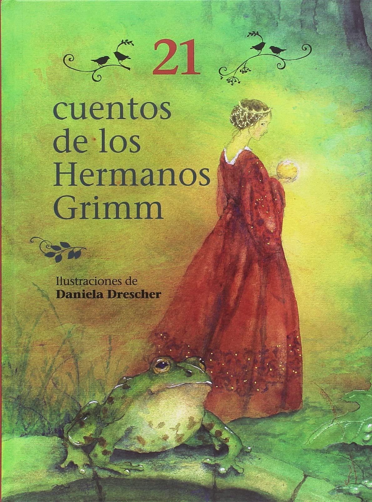 21 CUENTOS DE LOS HERMANOS GRIMM: Amazon.es: Daniela ...