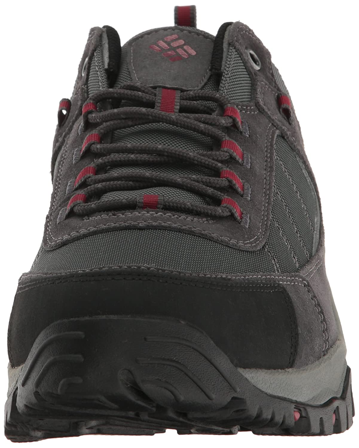 Columbia Men's Granite Ridge Hiking schuhe, schuhe, schuhe, Dark grau, rot Element, 11 D US 794a4d