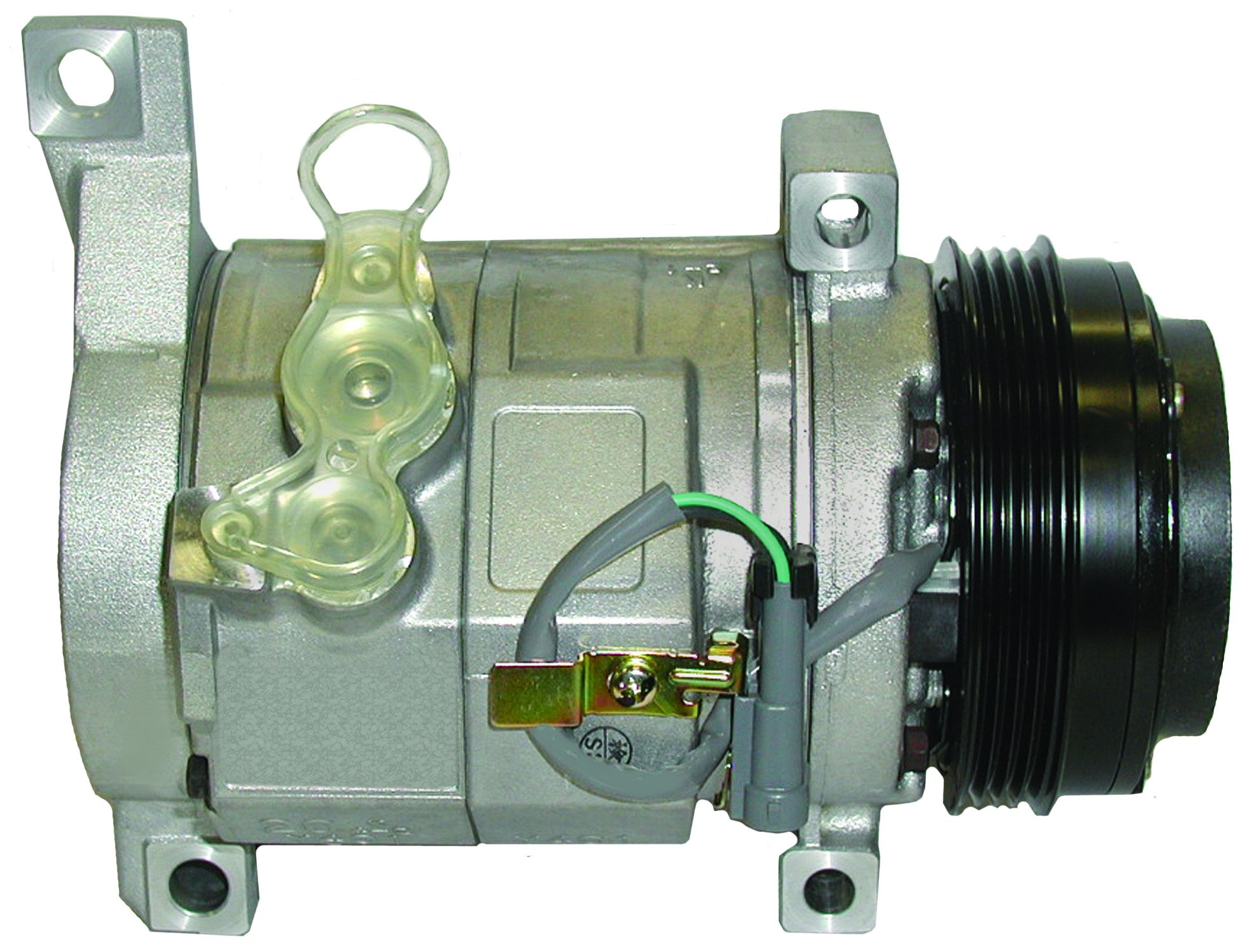 ACDelco 15-20941 GM Original Equipment Air Conditioning Compressor and Clutch Assembly by ACDelco (Image #1)