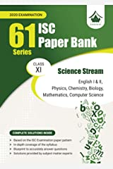 61 Paper Bank -Science Stream: ISC Class 11 for 2020 examination Kindle Edition