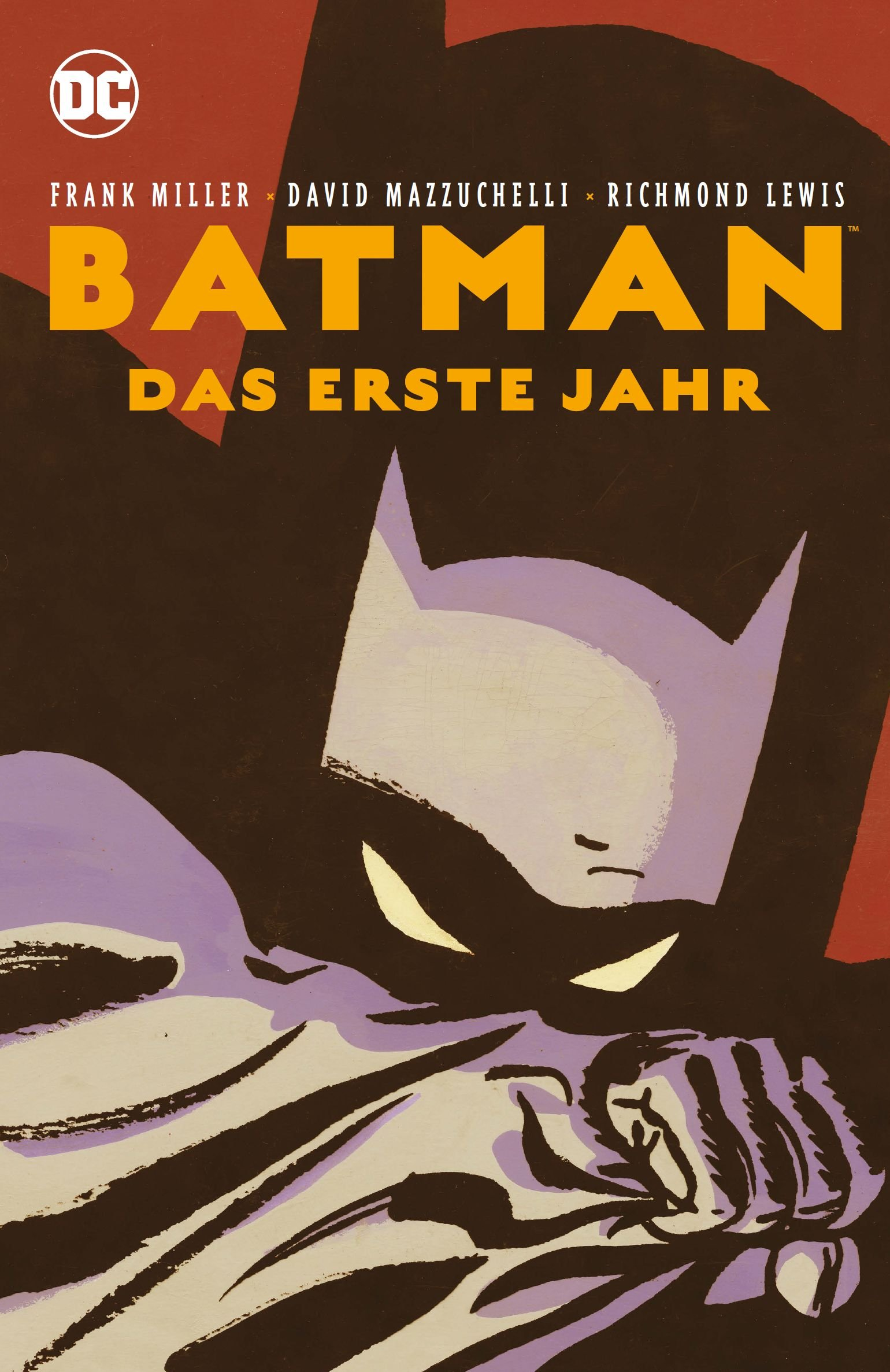 Batman: Das erste Jahr (Neuausgabe) Taschenbuch – 13. Februar 2018 Frank Miller David Mazzucchelli Steve Kups Panini