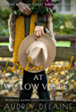 Lakeshore Legend at Willow Valley (The McAdams Sisters Book 2)
