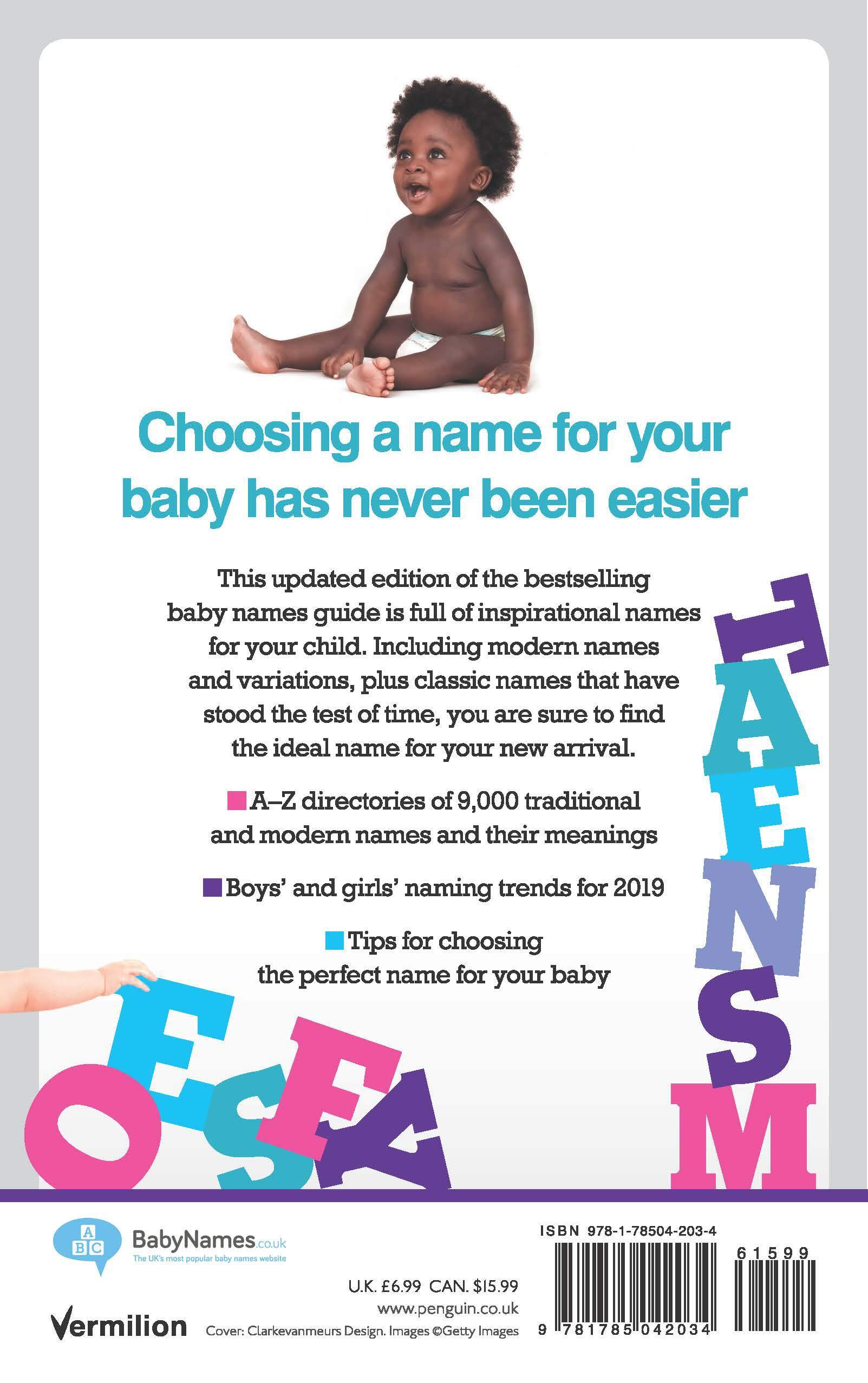 popular baby names 2019