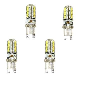 BOMBILLA LED G9 SMD 5W 240V 500 Lm (Amarilla, Luz Cálida)