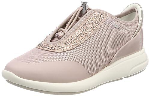 Geox D Ophira E, Zapatillas para Mujer: Amazon.es: Zapatos y complementos