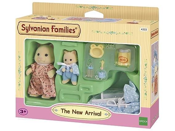 Amazon.es: Sylvanian Families -El recién llegado (EPOCH 4333): Juguetes y juegos
