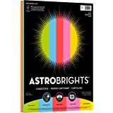 Neenah Astrobrights Cardstock, 8.5 x 11 Inches, 100 Count (20901)