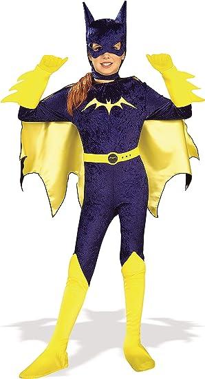 Disfraz de Batgirl Gotham Girls para niña - S: Amazon.es: Juguetes ...