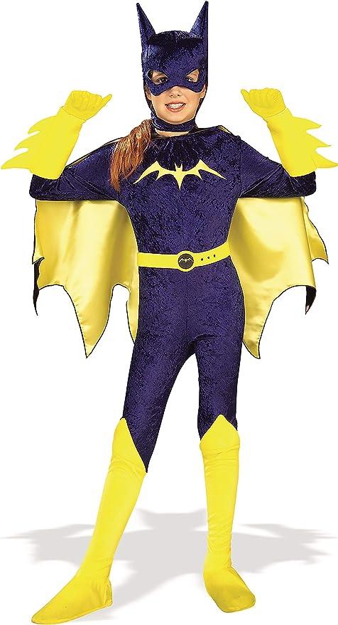 Batgirl Costume Purple Female halloween cosplay Batgirl Superhero costume