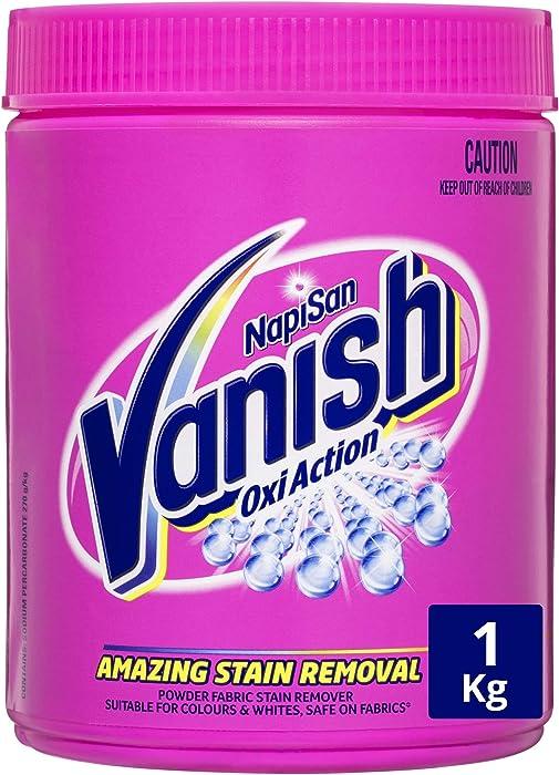 Vanish Napisan Oxi Action Powder 1kg.