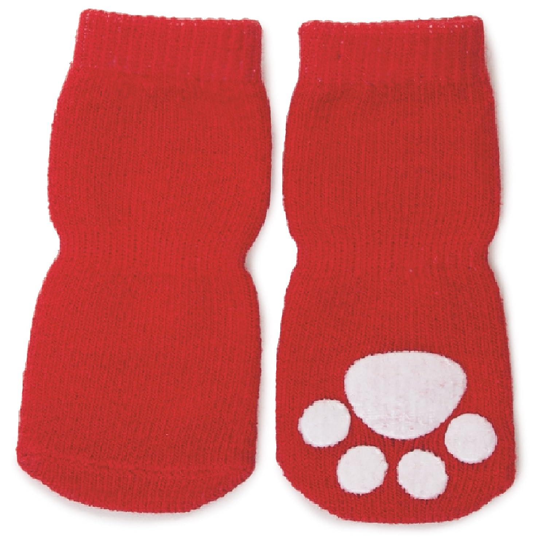 Amazon.com: Pet Lookin buen y sólido Slipper Calcetines de ...