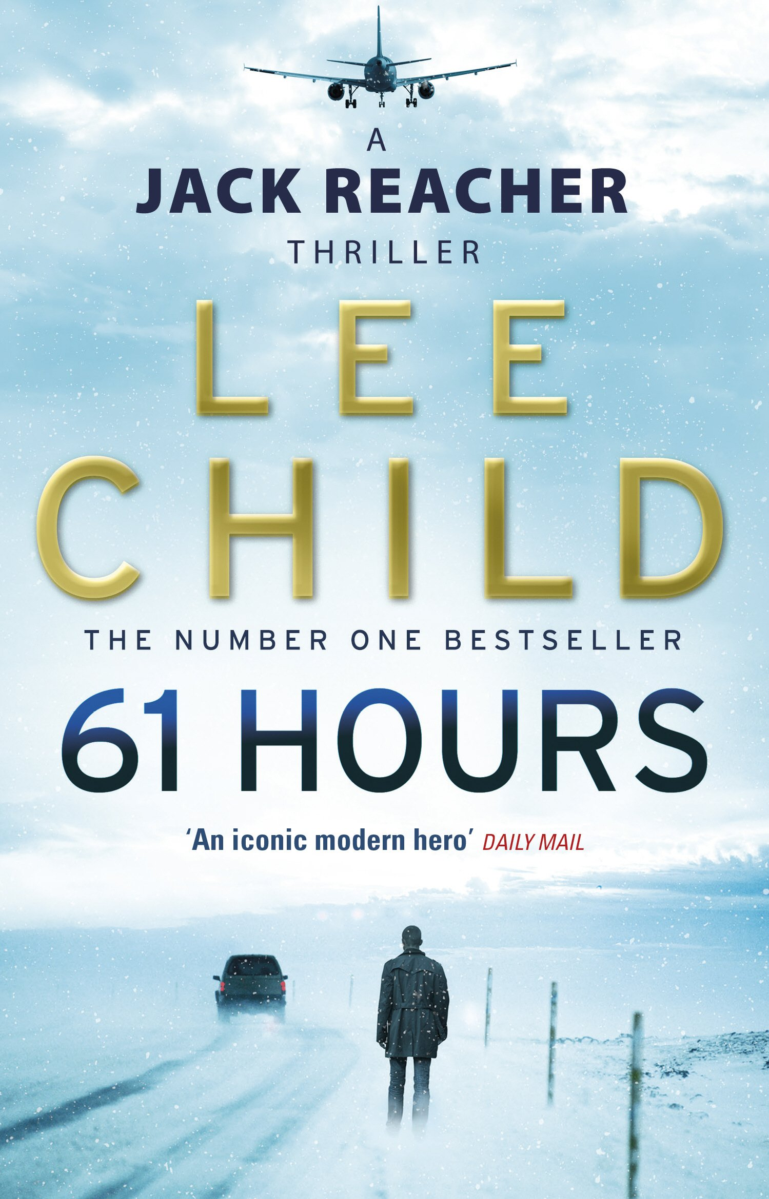 The novelist Lee Child knows just how to ballast wish fulfillment with earthbound details.