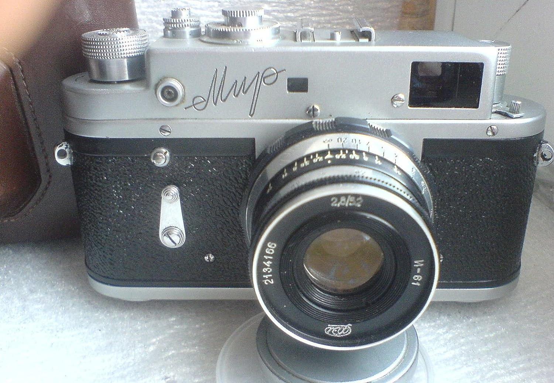 Mir zorki UDSSR Sowjet russischen 35 mm RF Leica: Amazon.de: Kamera