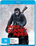 WAR FOR THE PLANET OF THE APES (BLU) (DHD)